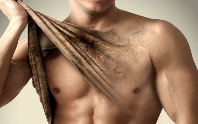 Крем для удаления волос для мужчин
