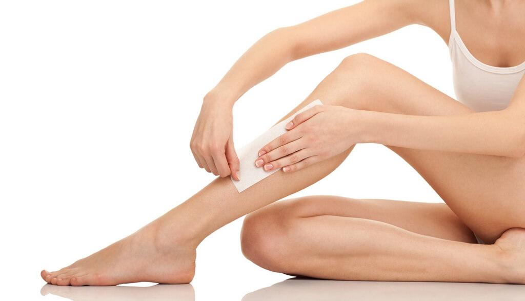 Не удаляйте волосы на ногах при варикозе
