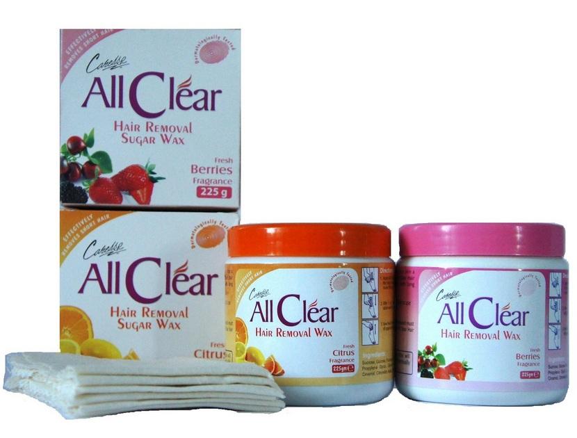 All clear крем для удаления волос: отзывы и рекомендации
