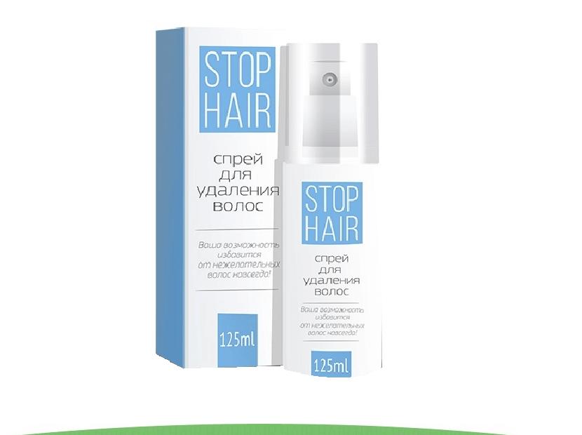 Cпрей для удаления волос Stop Hair: отзывы и рекомендации
