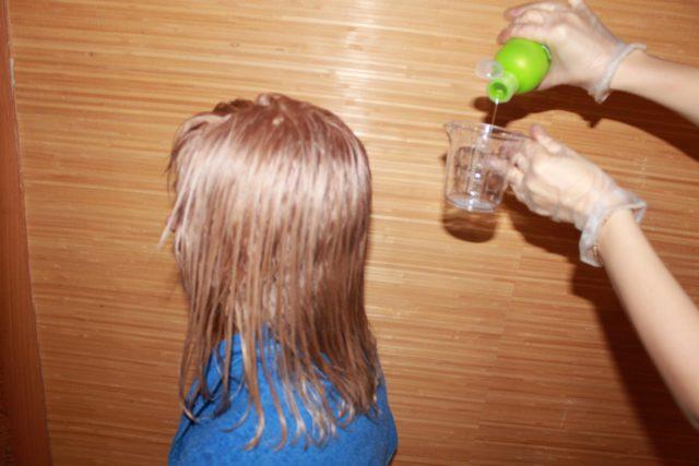 Волосы после осветления лимоном начинают блестеть
