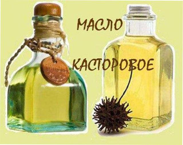 Маска для осветления волос с лимоном и маслом